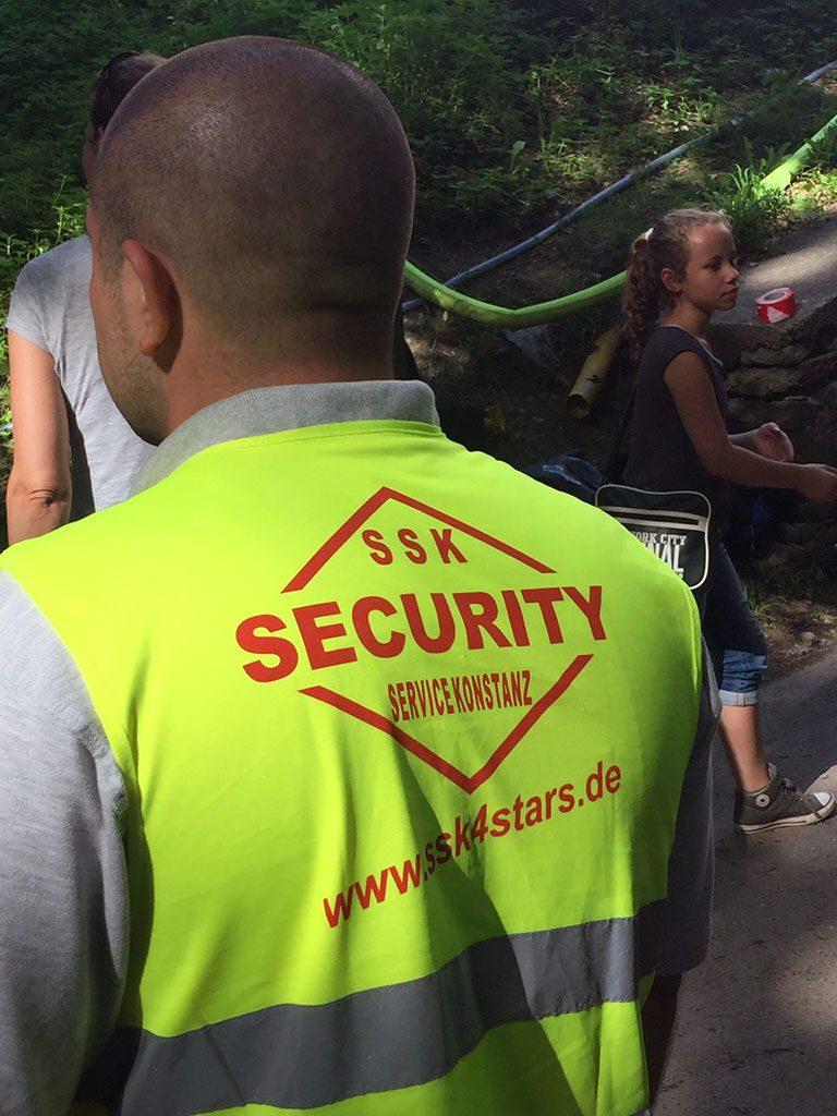 SSK-Sicherheit, Personal, Material
